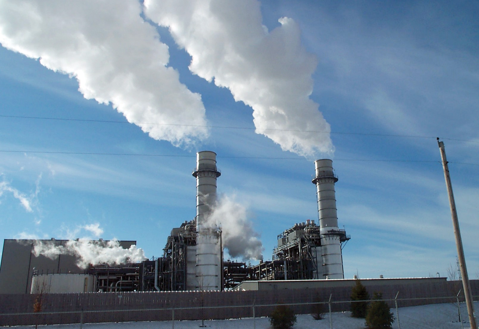 Wisconsin Power & Light paid $392 million to acquire the 600-MW Riverside combined-cycle plant from Calpine.