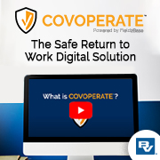 Covoperate - Safe Return to Work Digital Solution