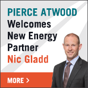 Pierce Atwood Welcomes New Partner - Nic Gladd